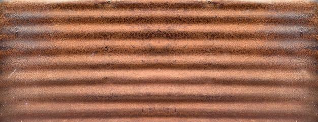 Old zinc texture background, rusty on galvanized metal surface. Premium Photo