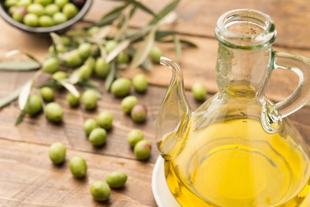 Olive oil Premium Photo
