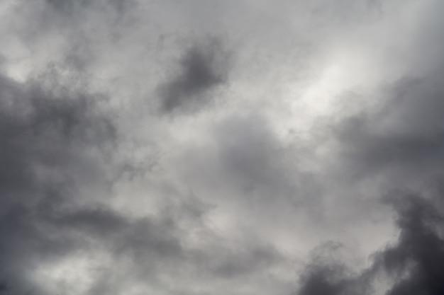 Ominous storm clouds Premium Photo
