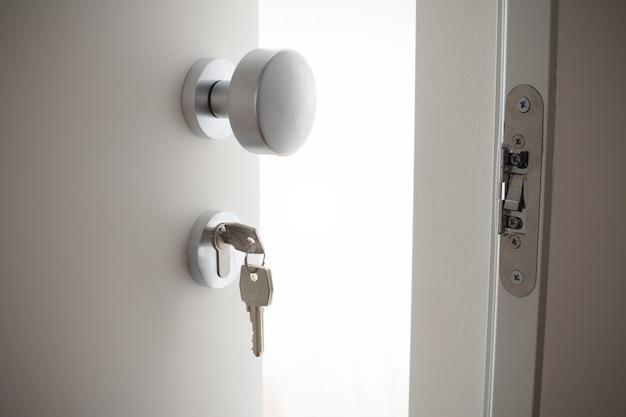 Open door to somewhere Premium Photo