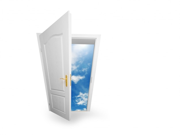 Open door to a new world Free Photo  sc 1 st  Freepik & Open door to a new world Photo | Free Download