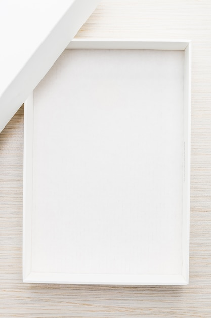 Open white box Photo | Free Download