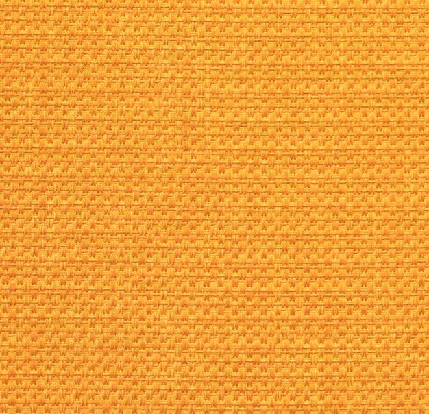 Orange Fabric Texture Photo Free Download