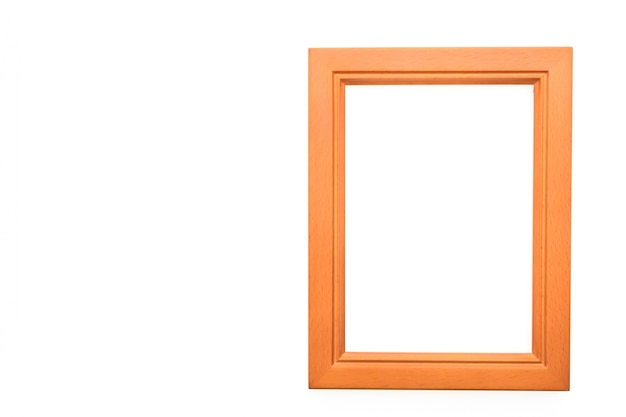 orange frame photo free download