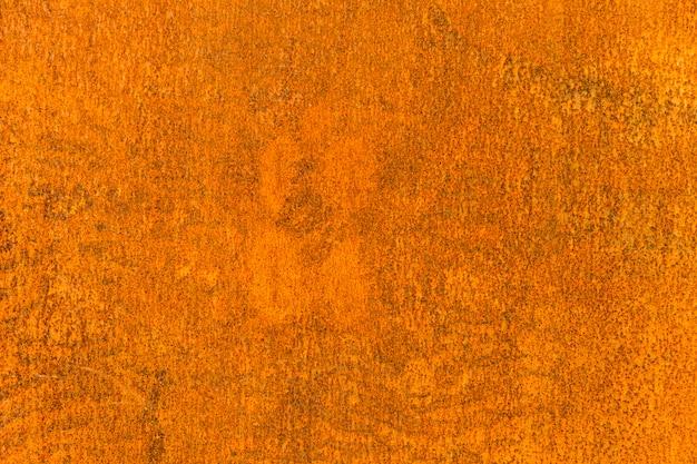 Orange grunge wallpaper with noise filter Free Photo
