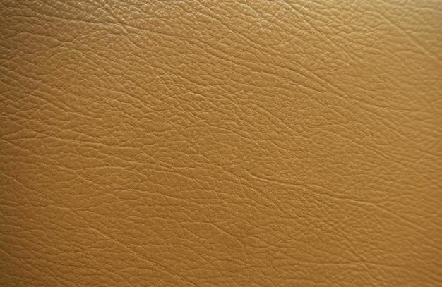 Orange Leather Sofa Texture Photo Premium Download