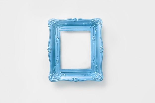 Ornamental frame for photo, vintage style Premium Photo