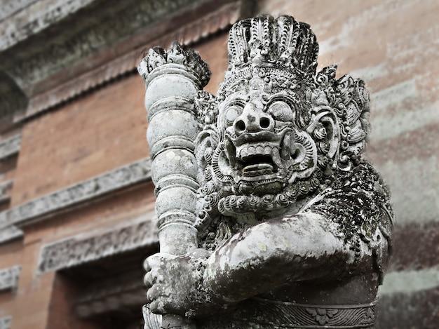 Ornate monster Premium Photo