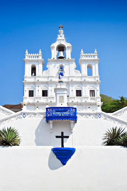 Our lady of the immaculate conception church Premium Photo