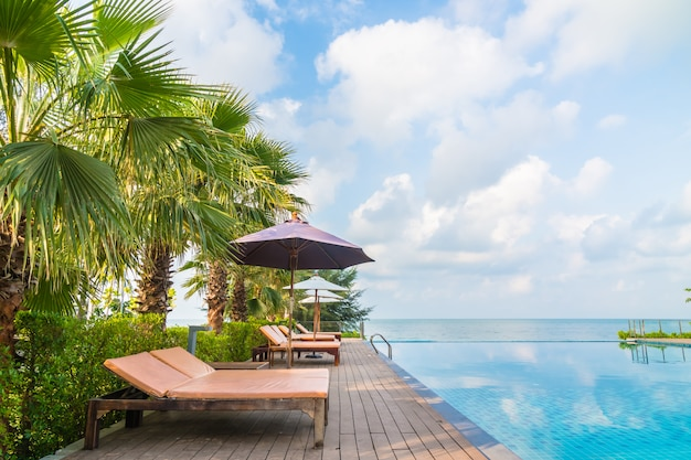 Outdoor swimming pool Free Photo