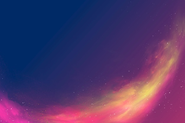 Outer space background Free Photo