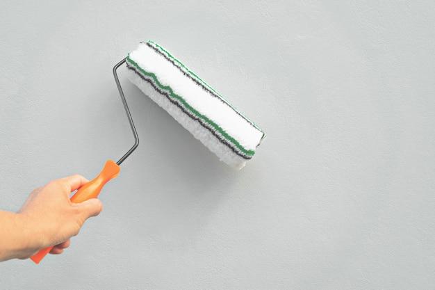 Paint roller Premium Photo