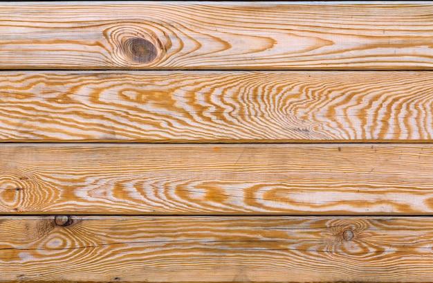 木製の板の背景を描いた。古い風化した木の質感。ロフトのインテリアに産業とグランジの壁。 Premium写真