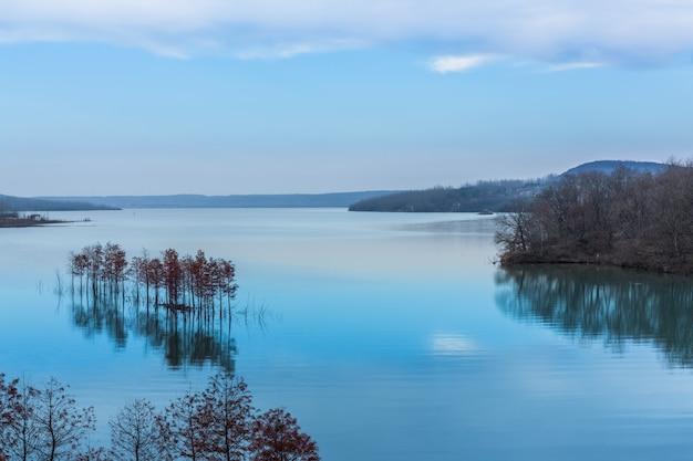 Panoramic view of river Free Photo