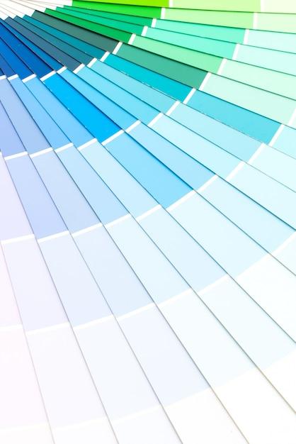 Образец цветов каталога фон pantone Premium Фотографии