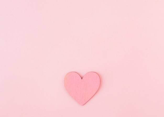 Paper ornament symbol of heart Free Photo