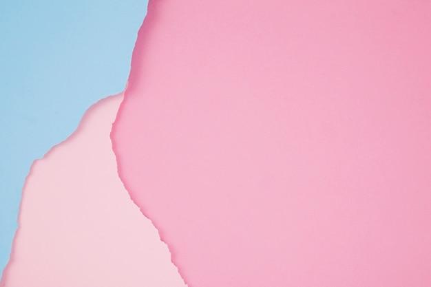 Paper ragged edges arrayed Premium Photo