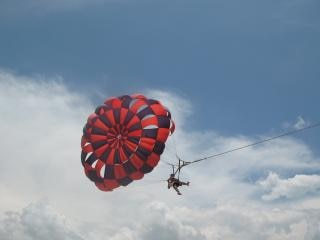 Paragliding, fly Free Photo