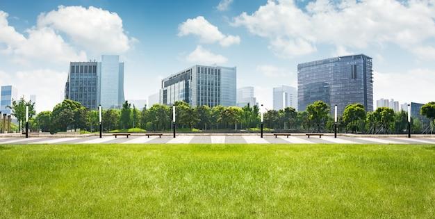 Lujiazui 금융 센터, 상하이, 중국에있는 공원 무료 사진