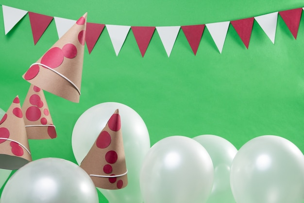 Party hats cardboard Photo  f75c700c7179