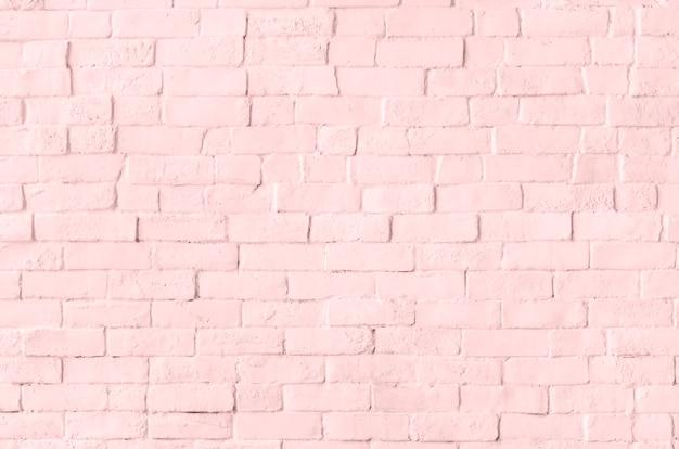 파스텔 벽돌 벽 무료 사진
