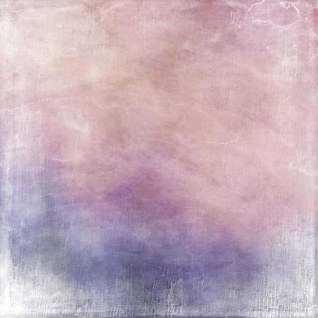 Pastel grunge paper background with scratches and folds Free Photo