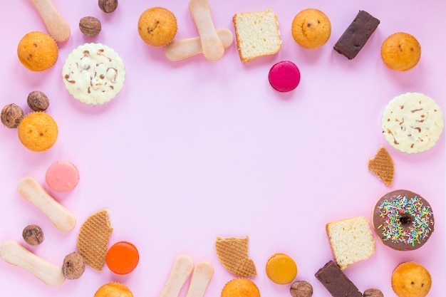 Pastries Free Photo