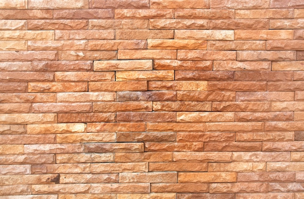 Pattern Of Decorative Stone Wall Background Premium Photo