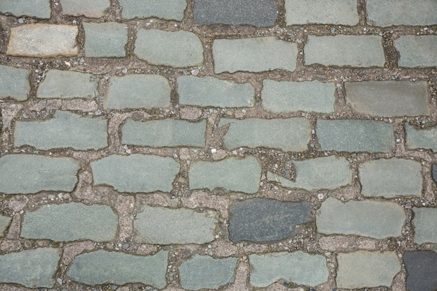 Patterned pavement background Free Photo