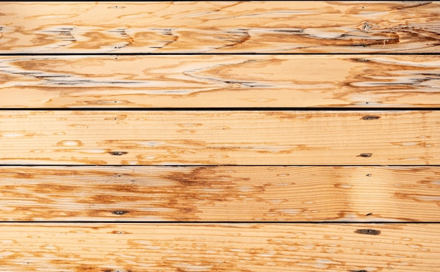 Patterned wood planks wall background Free Photo