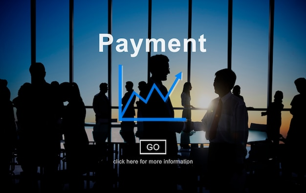 Payment finance profit income concept Free Photo