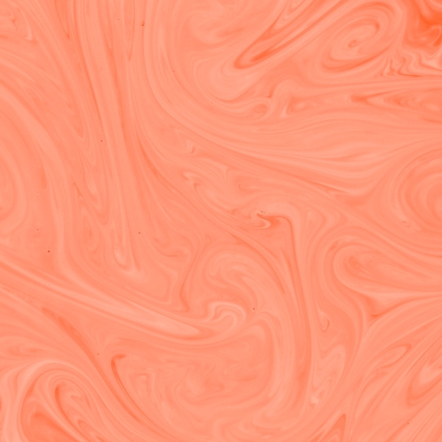 Peach acrylic color twist texture backdrop Free Photo