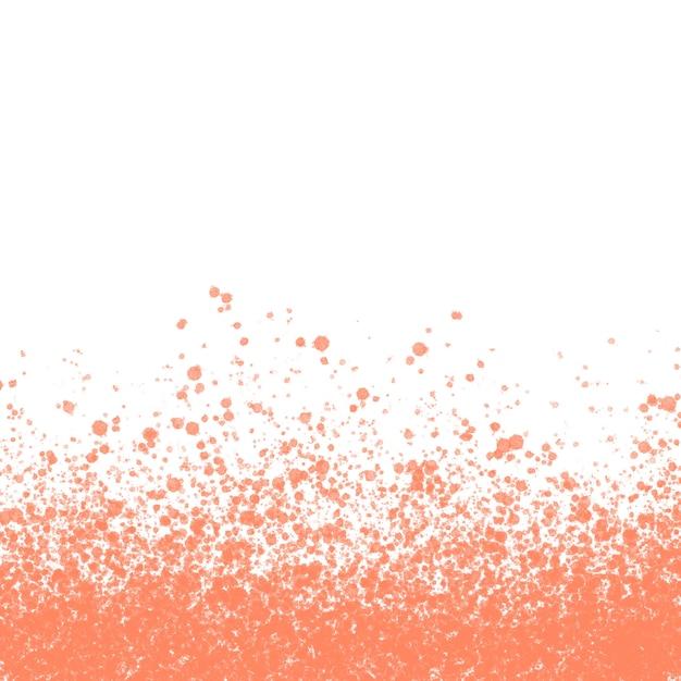 テキスト用のスペースと桃の水彩画の質感 無料写真