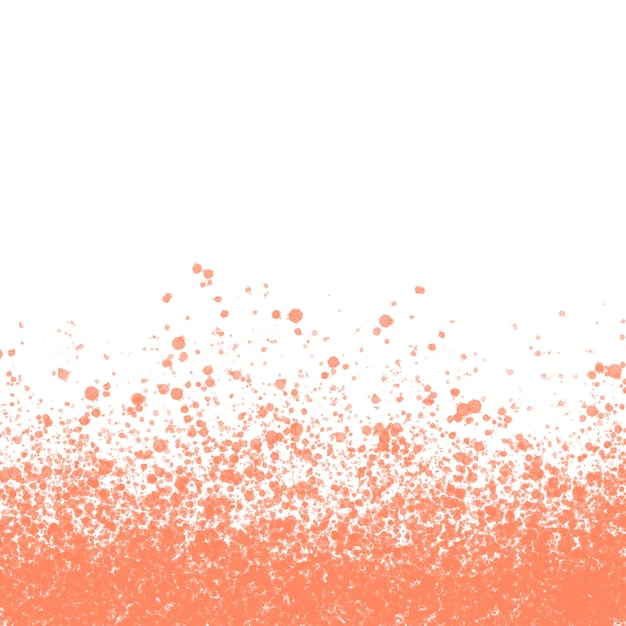 Peach watercolor texture with space for text Free Photo