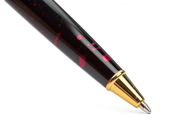 Pen writing Premium Photo
