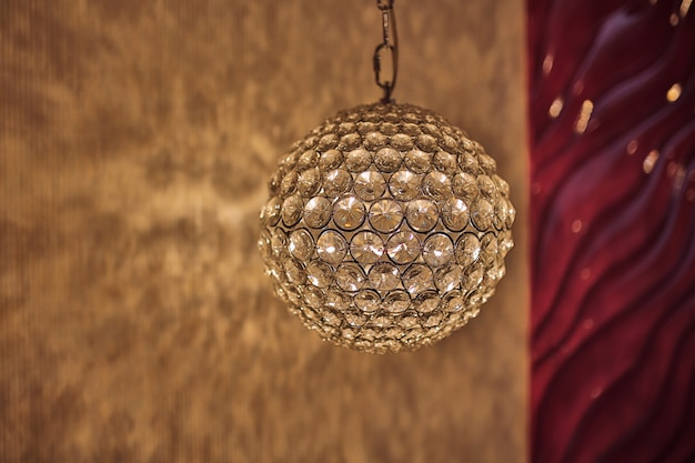 Pendant light lamp Premium Photo