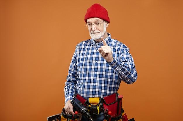 人、年齢、仕事、職業の概念。 無料写真