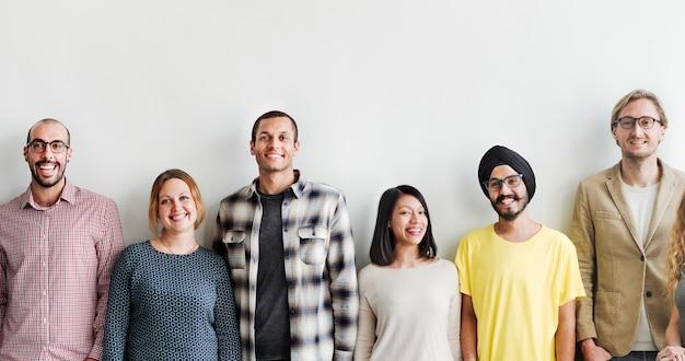 People diversity friends friendship happiness concept Premium Photo