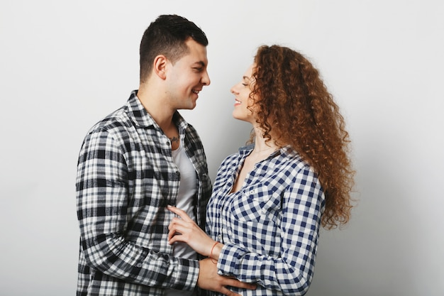 People, love and relationship concept. Free Photo