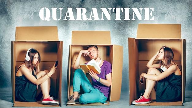 people quarantine because coronavirus spreading 155003 3880
