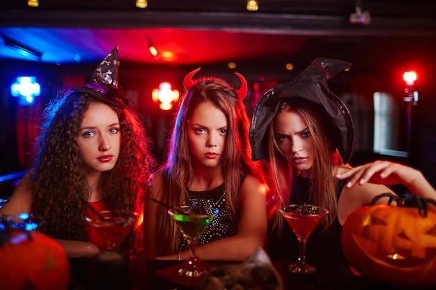 people woman charming holiday celebration Premium Photo