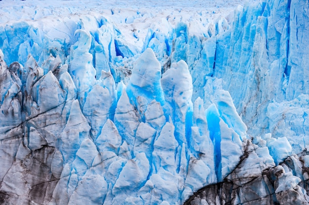 The perito moreno glacier Premium Photo