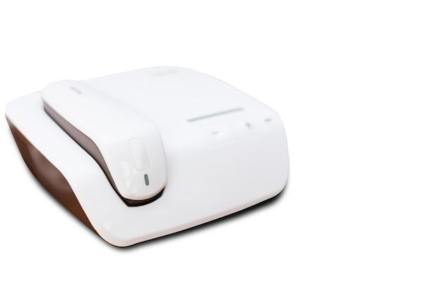 Personal IPL Laser Epilation isolated on white Premium Photo e51286f6f9647