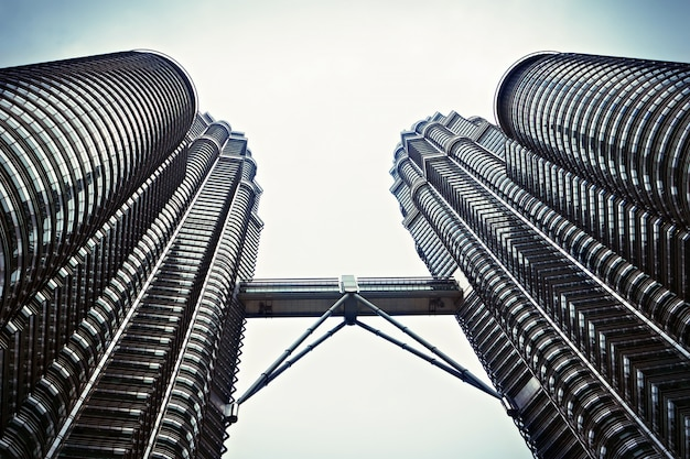 Petronas towers Premium Photo