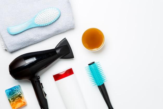 Photo of hair dryer Premium Photo