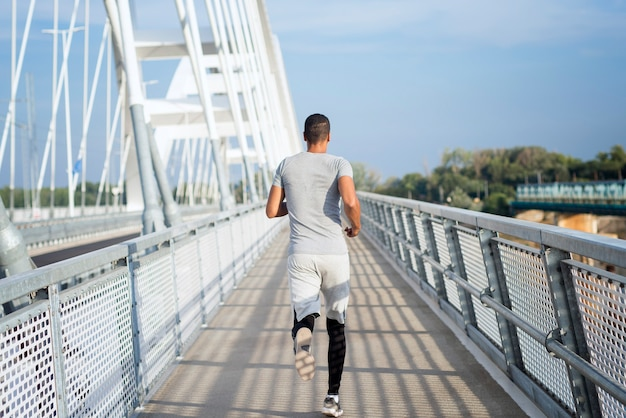 젊은 단거리 달리기의 사진 무료 사진