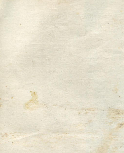 Photo texture of old faded paper Premium Photo