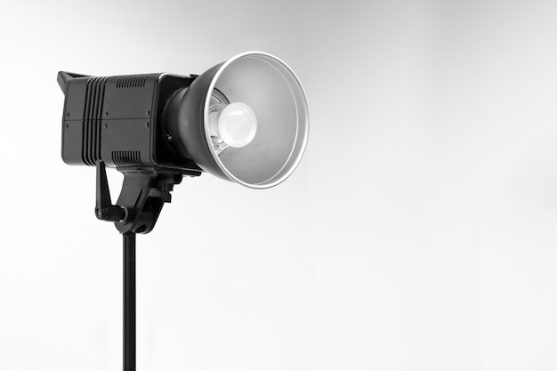 Photography Studio Flash Strobe Monoblock For Light And Picture Taking Premium Photo
