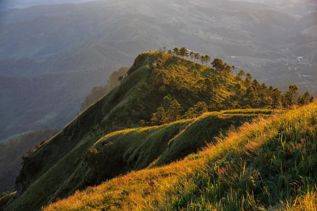 Phu lanka mountain Premium Photo