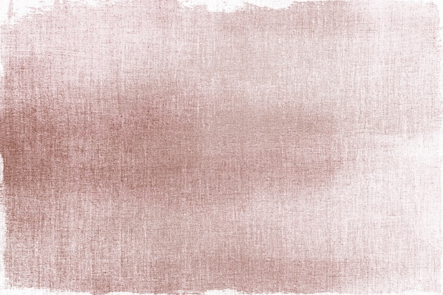 テクスチャード加工の生地にピンクゴールドを塗装 無料写真